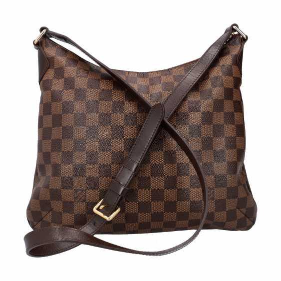 """LOUIS VUITTON shoulder bag """"BLOOMSBURY PM"""", collection 2010. - photo 4"""