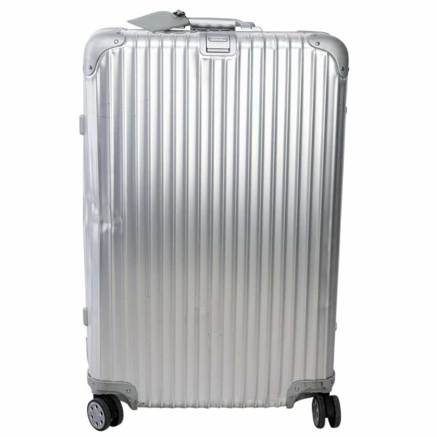 """RIMOWA travel case """"CHEK-IN L"""", new price approx .: 1,100, - €. - photo 1"""