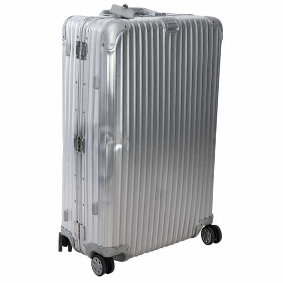 """RIMOWA travel case """"CHEK-IN L"""", new price approx .: 1,100, - €. - photo 2"""