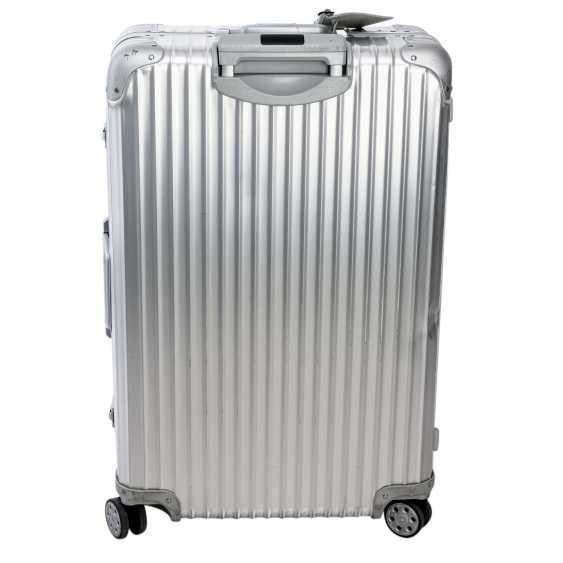 """RIMOWA travel case """"CHEK-IN L"""", new price approx .: 1,100, - €. - photo 4"""