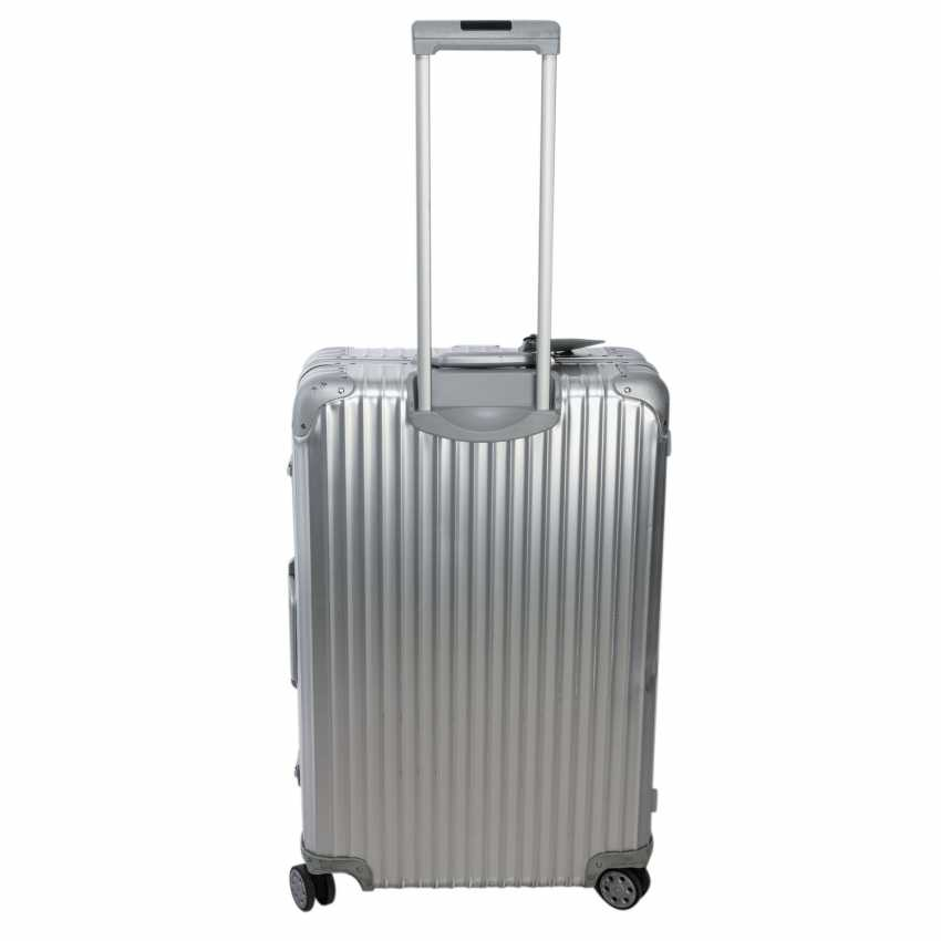 """RIMOWA travel case """"CHEK-IN L"""", new price approx .: 1,100, - €. - photo 5"""