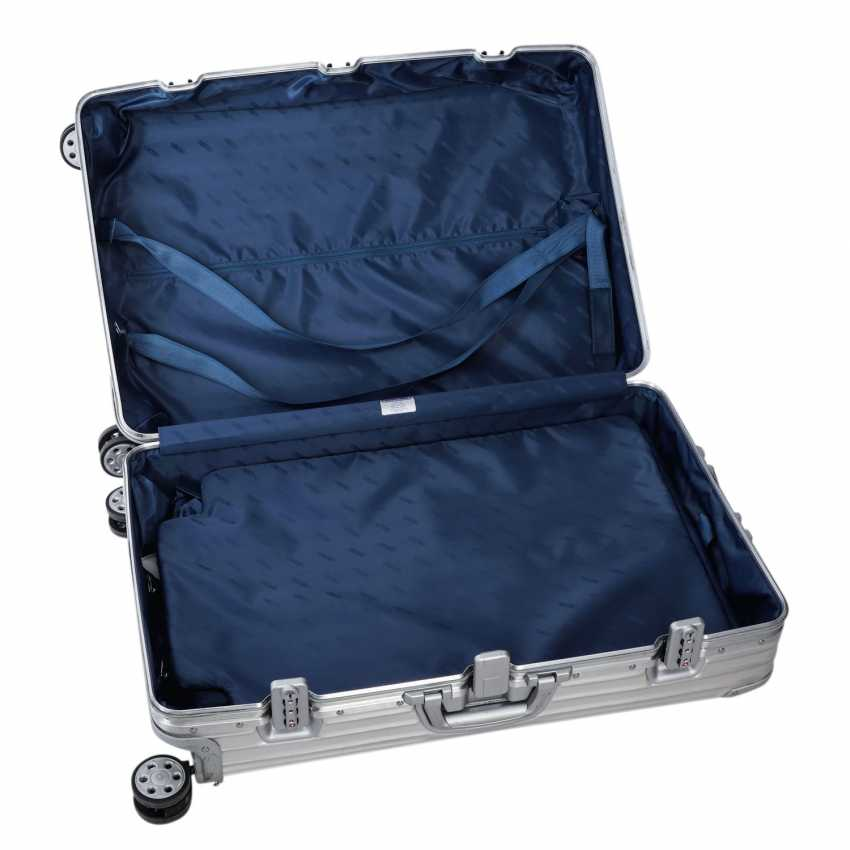 """RIMOWA travel case """"CHEK-IN L"""", new price approx .: 1,100, - €. - photo 6"""