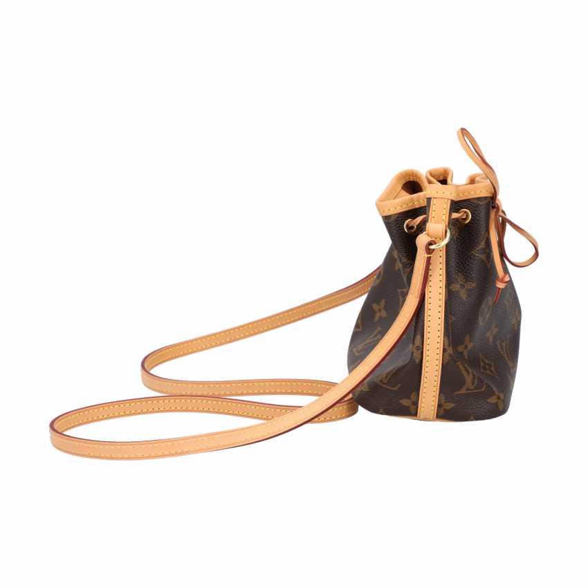 """LOUIS VUITTIM pouch bag """"NANO NOÉ"""", collection 2018. - photo 3"""