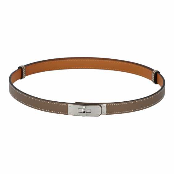 "HERMÈS belt ""KELLY"", current new price: 725, - €, one size, collection: 2016. - photo 1"