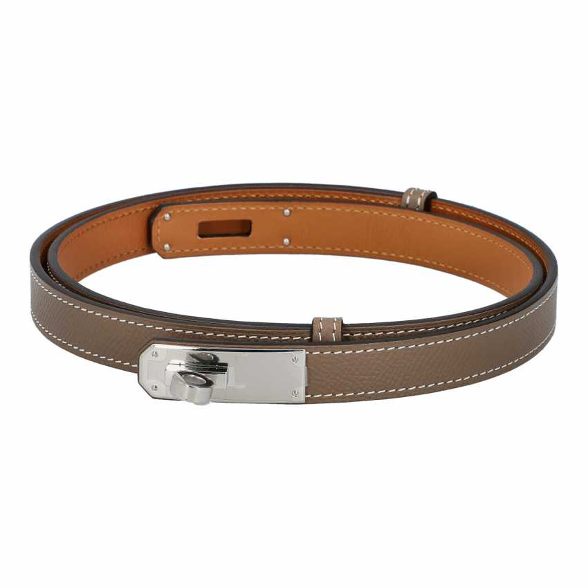 "HERMÈS belt ""KELLY"", current new price: 725, - €, one size, collection: 2016. - photo 2"