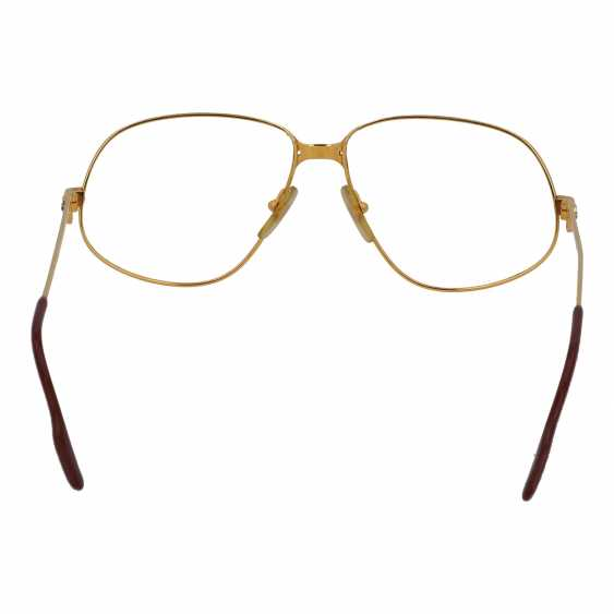 """CARTIER glasses frame """"PANTHERE"""", collection: 1988 in Paris. - photo 4"""