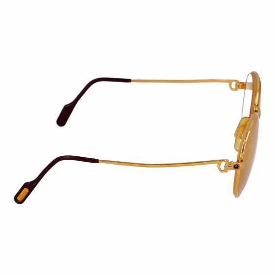 CARTIER VINTAGE Glasses. - photo 3