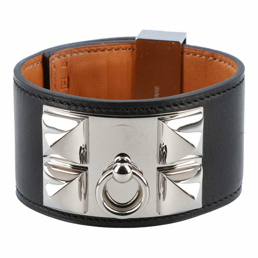 "HERMÈS Armband ""DOG COLLAR"", Grösse L. - photo 1"