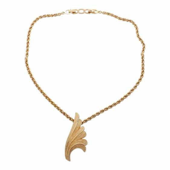 CHRISTIAN DIOR necklace. - photo 1