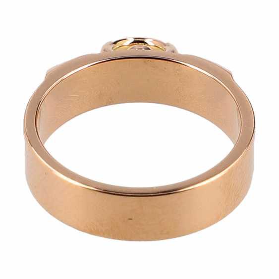 "HERMÈS Ring ""COLLIER DE DOG"", Grösse 51. - photo 4"