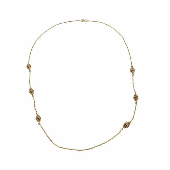 CHRISTIAN DIOR VINTAGE fashion jewelry chain. - photo 1