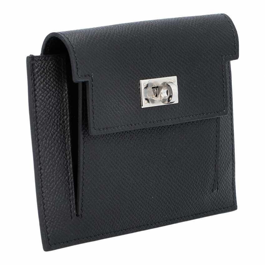 "HERMÈS ""KELLY POCKET COMPACT"" wallet, 2020 collection. - photo 2"
