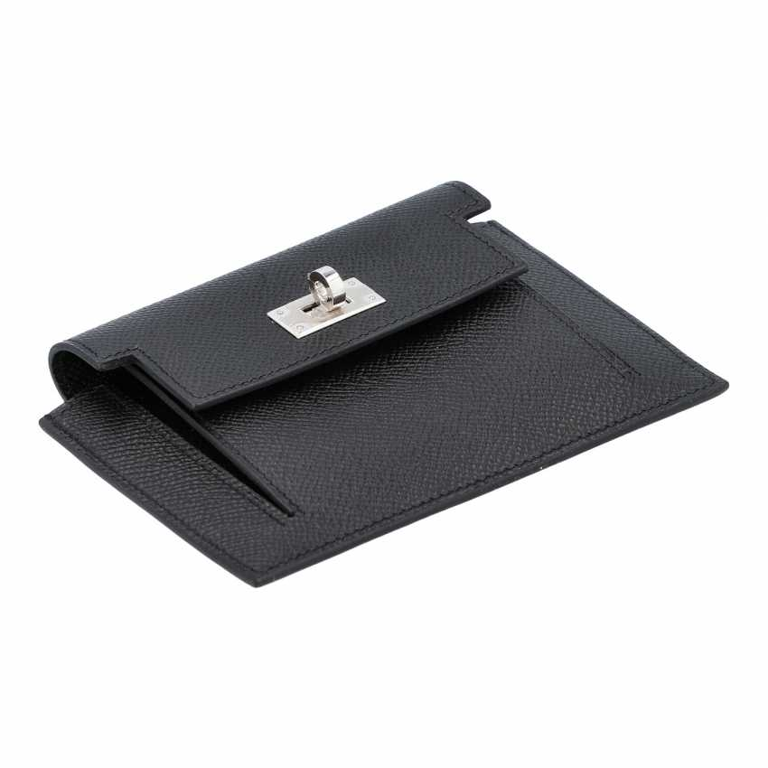 """HERMÈS """"KELLY POCKET COMPACT"""" wallet, 2020 collection. - photo 5"""