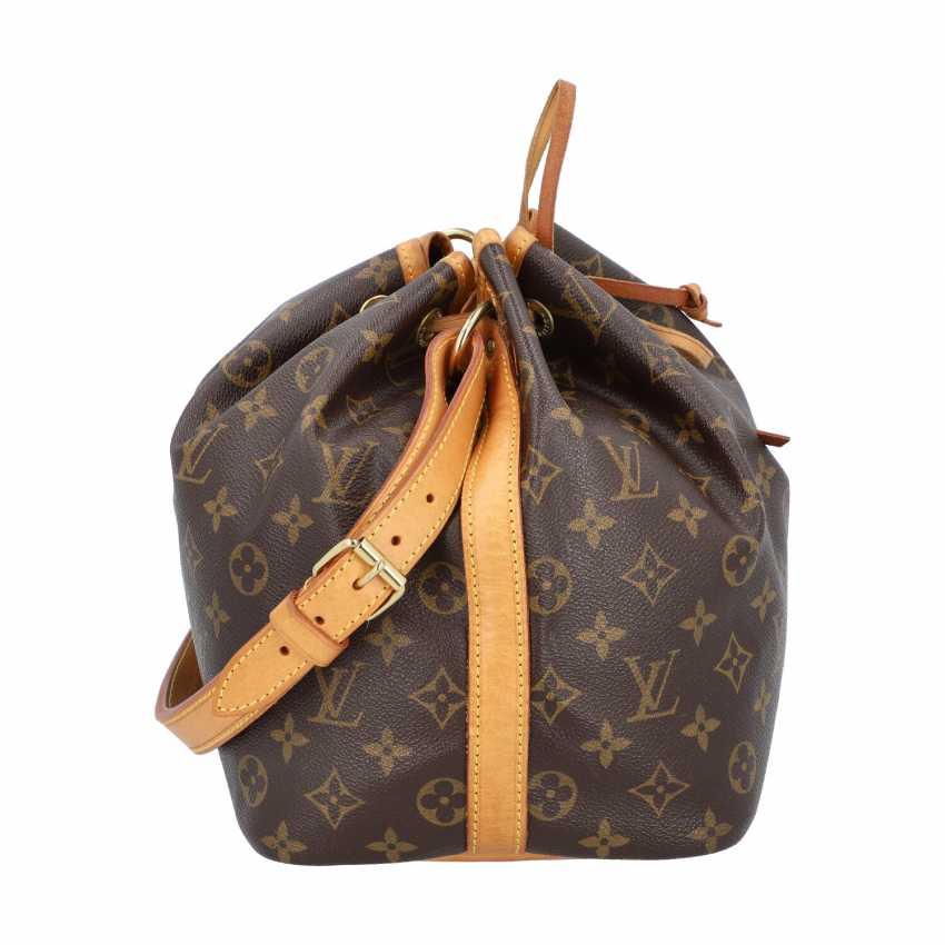 """LOUIS VUITTON pouch bag """"PETIT NOÉ"""", collection: 2001, current new price: € 1,020. - photo 3"""