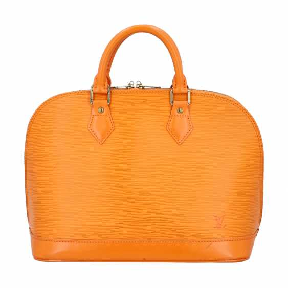 """LOUIS VUITTON handle bag """"ALMA PM"""", collection: 2003, current new price: 1.680, - €. - photo 1"""