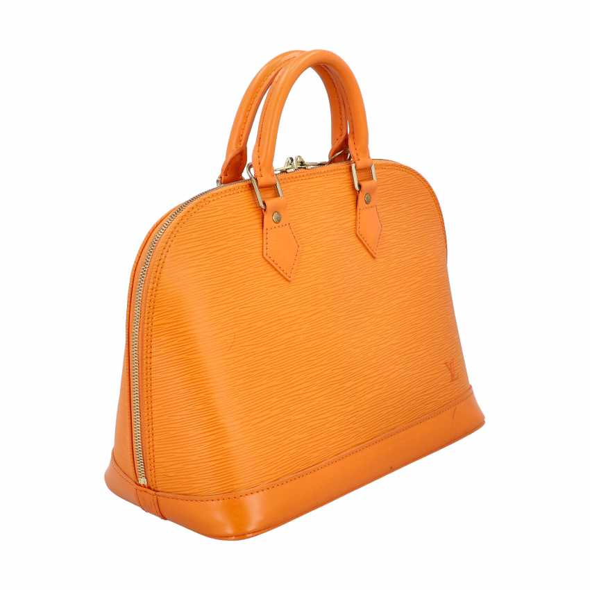 """LOUIS VUITTON handle bag """"ALMA PM"""", collection: 2003, current new price: 1.680, - €. - photo 2"""