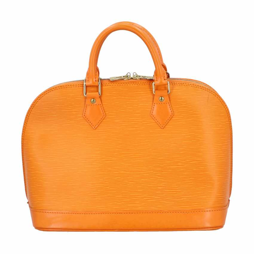 """LOUIS VUITTON handle bag """"ALMA PM"""", collection: 2003, current new price: 1.680, - €. - photo 4"""
