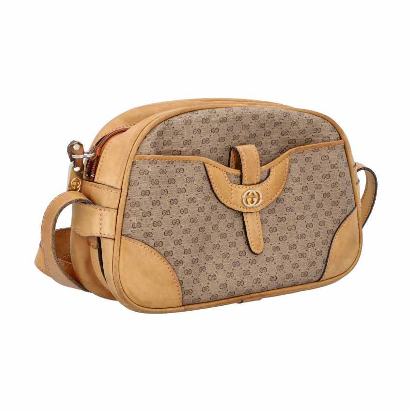 GUCCI VINTAGE shoulder bag, collection 1967. - photo 2