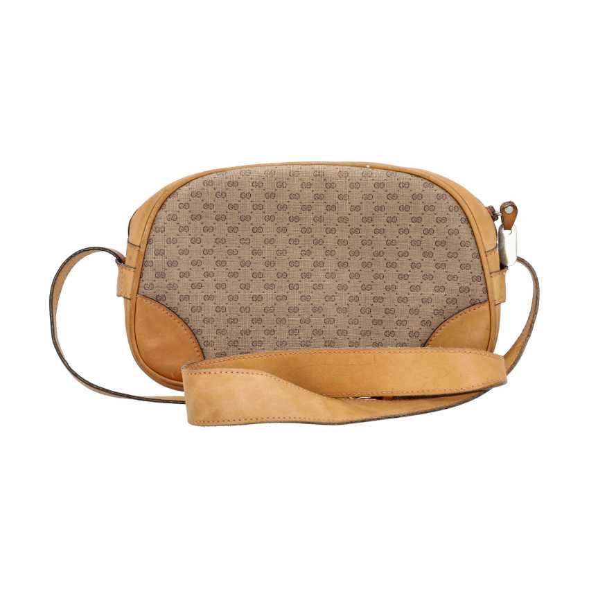 GUCCI VINTAGE shoulder bag, collection 1967. - photo 4