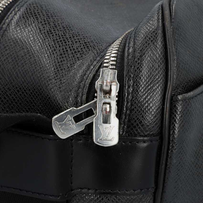 """LOUIS VUITTON shoulder bag """"REPORTER"""", collection: 2003, new price: approx. € 2,900. - photo 5"""