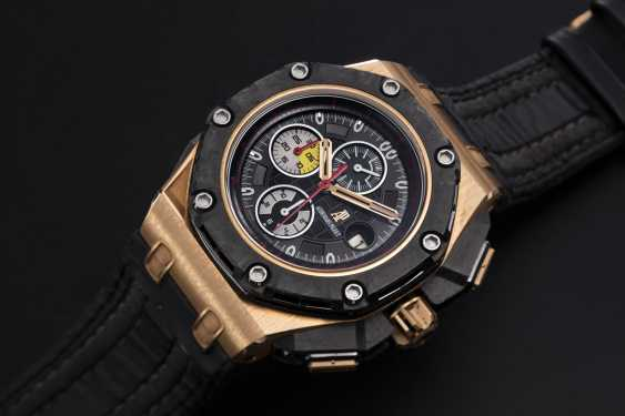 AUDEMARS PIGUET, LIMITED EDITION PINK GOLD, CERAMIC AND CARBON ROYAL OAK OFFSHORE GRAND PRIX, NO. 252/650 - photo 1