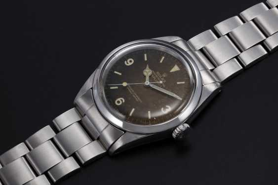 ROLEX, A STEEL OYSTER PERPETUAL EXPLORER, REF. 1016 - photo 1