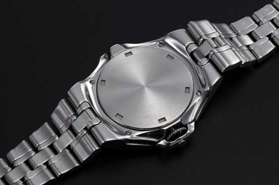 PATEK PHILIPPE, REF. 5091/1, A STEEL WRISTWATCH WITH INTEGRATED BRACELET - photo 2