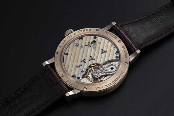A. LANGE & SöHNE, A LIMITED EDITION HONEY GOLD 1815 ANNIVERSARY F.A. LANGE, 11/200 - photo 2