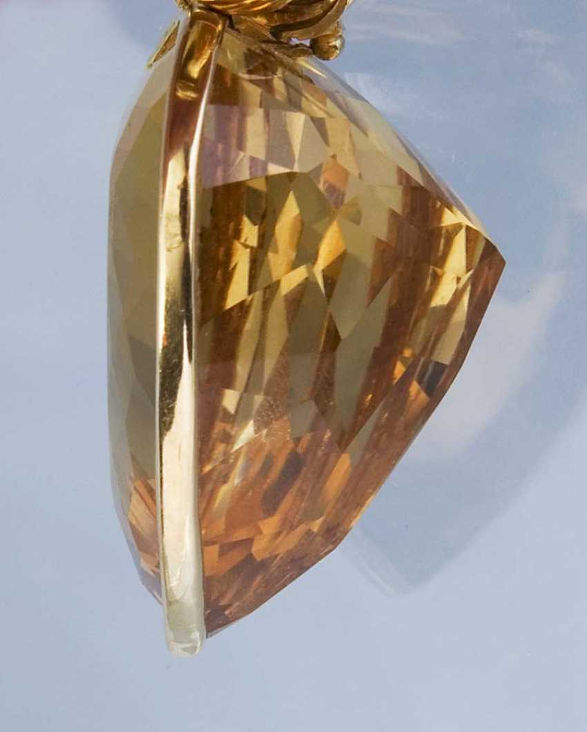 Great Design-Citrine-Pendant - photo 2