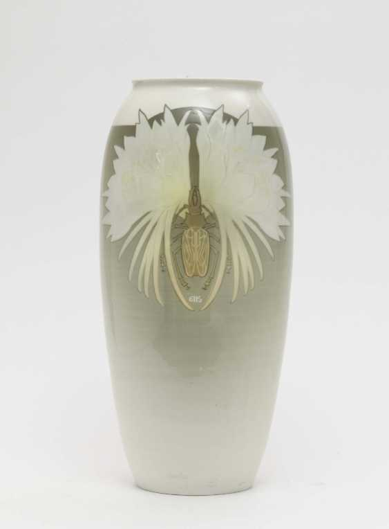 "Bottom vase ""Ceres"", KPM Berlin, around 1913, design Theo Schmuz-Baudiss 1912 - photo 1"