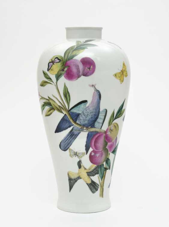 Floor vase, Nymphenburg, around 1960, designed by Robert Raab, manufactured by Anna Schürer-Renz - photo 1