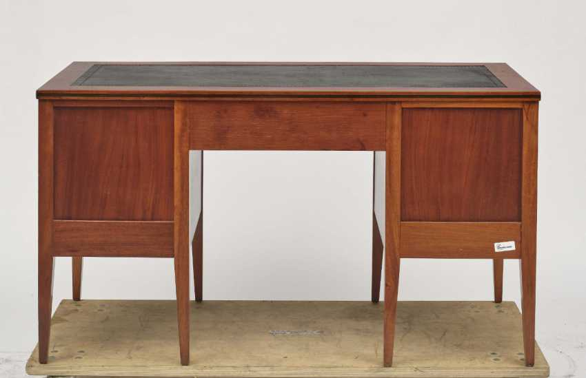 Desk, Bruno Paul, from the type furniture range, 1908 United Workshops Berlin and Bremen - photo 2