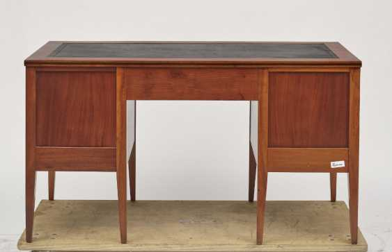 Desk, Bruno Paul, from the type furniture range, 1908 United Workshops Berlin and Bremen - photo 3