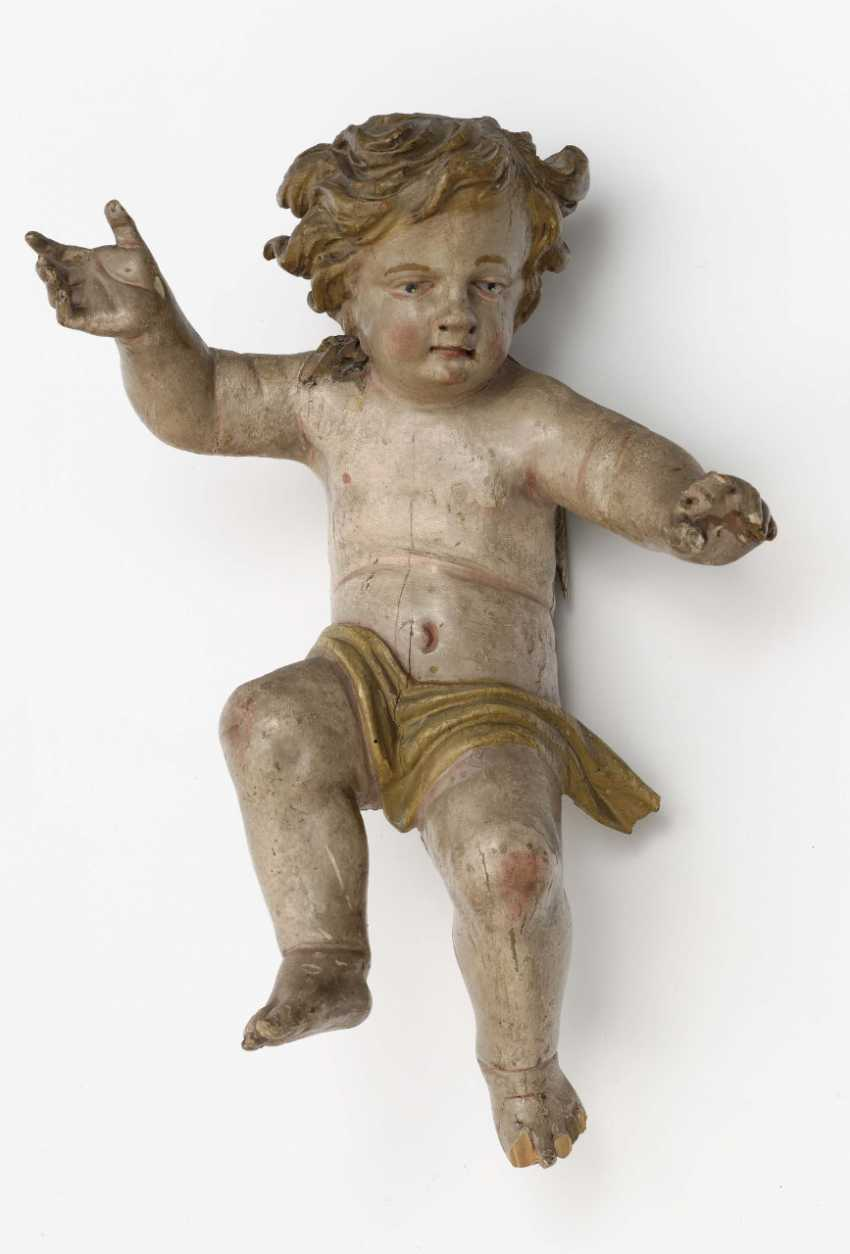 Putto, South German, 18th century - photo 1