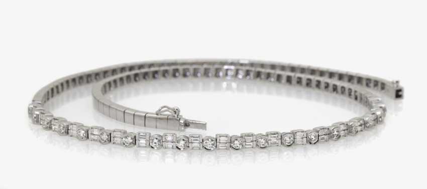 Rivière necklace with diamonds, Belgium - photo 1