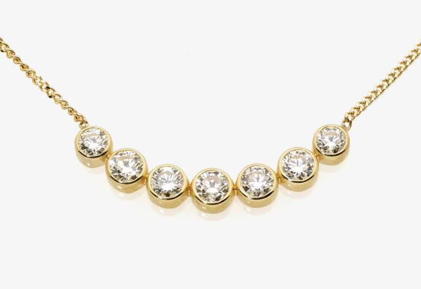 Shorty - diamond necklace, Germany - photo 1