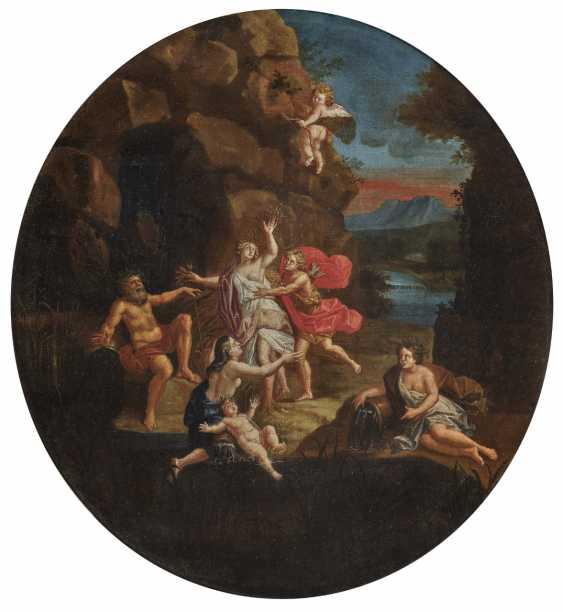 Antoine Coypel, successor, Apollo and Daphne - photo 1