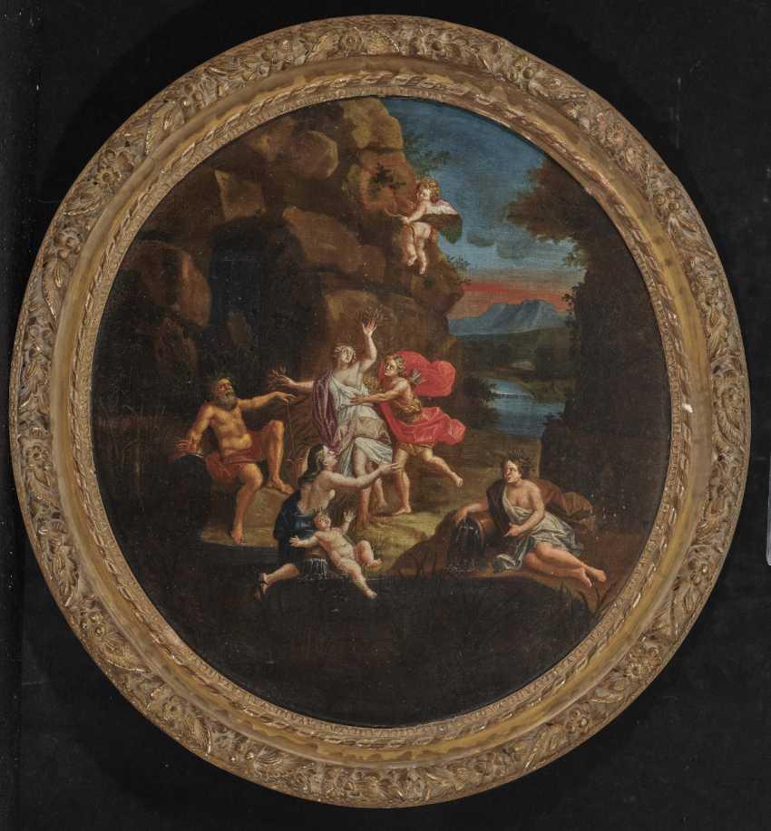 Antoine Coypel, successor, Apollo and Daphne - photo 3