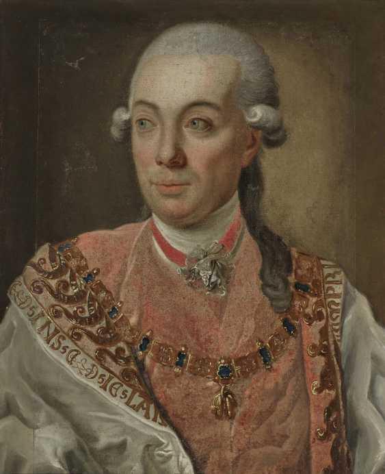 Austria; Early 19th century, portrait of Emperor Leopold II. - photo 1
