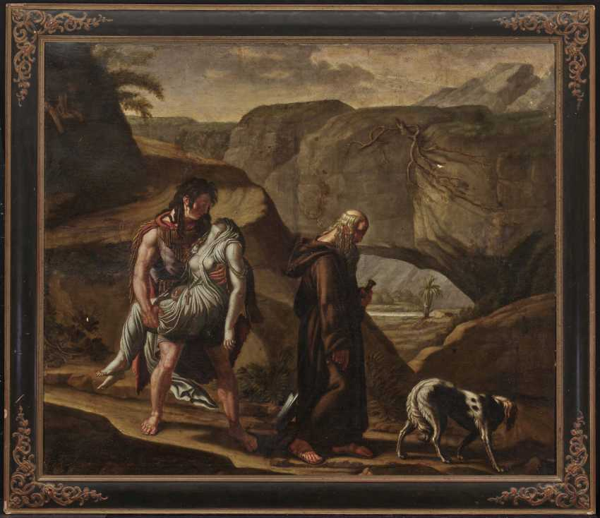 Pierre (Claude) Gautherot, copy after, The funeral of Atala - photo 2