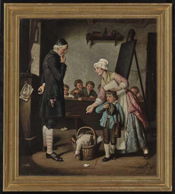 Alois Bach, a small gift - photo 3