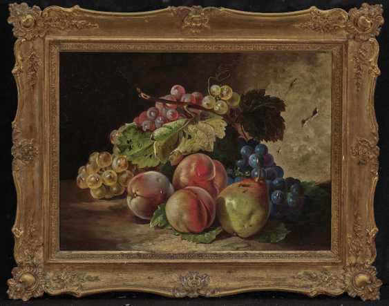 Monogrammist Th.M .; 19th century, still life with fruit - photo 2