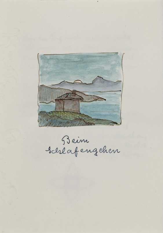 Hermann Hesse, Twelve Poems by Hermann Hesse. 1961 - photo 4