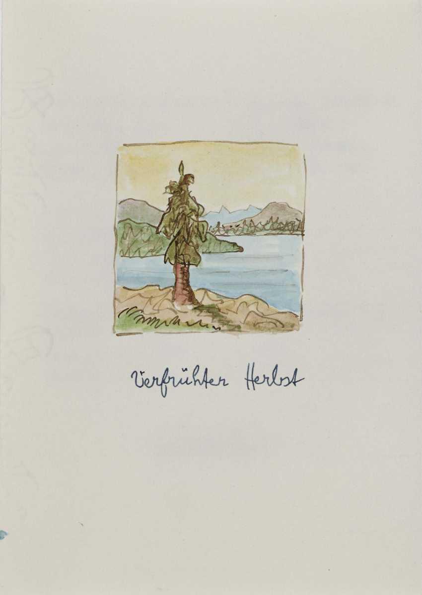 Hermann Hesse, Twelve Poems by Hermann Hesse. 1961 - photo 6
