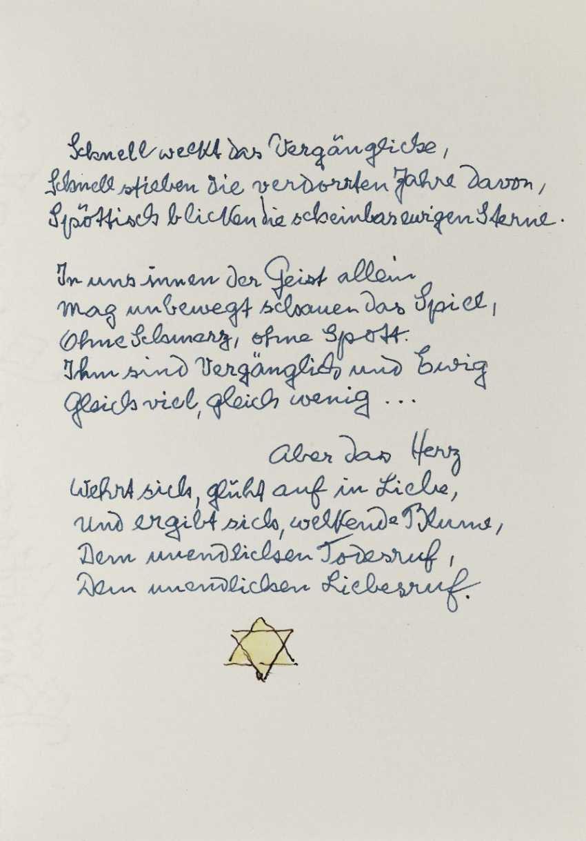 Hermann Hesse, Twelve Poems by Hermann Hesse. 1961 - photo 14