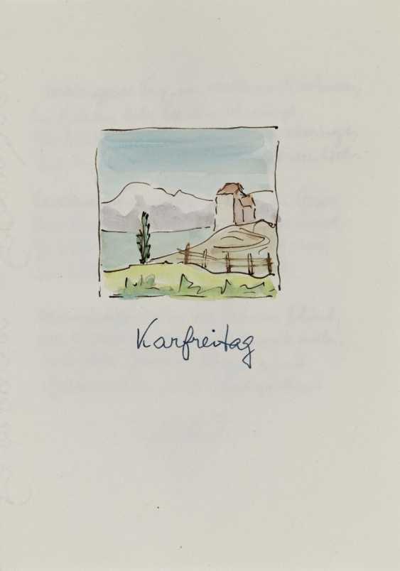 Hermann Hesse, Twelve Poems by Hermann Hesse. 1961 - photo 20