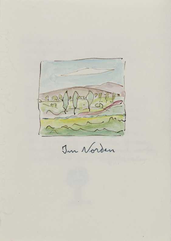 Hermann Hesse, Twelve Poems by Hermann Hesse. 1961 - photo 22
