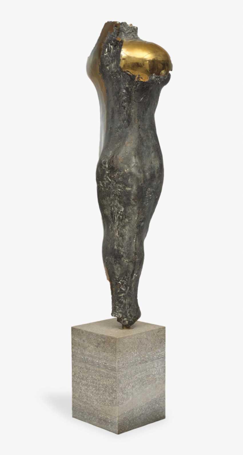 Burkard Cheek, standing. 2006 - photo 6