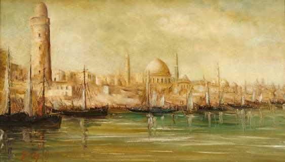 Ottoman-Turkish painter - photo 1