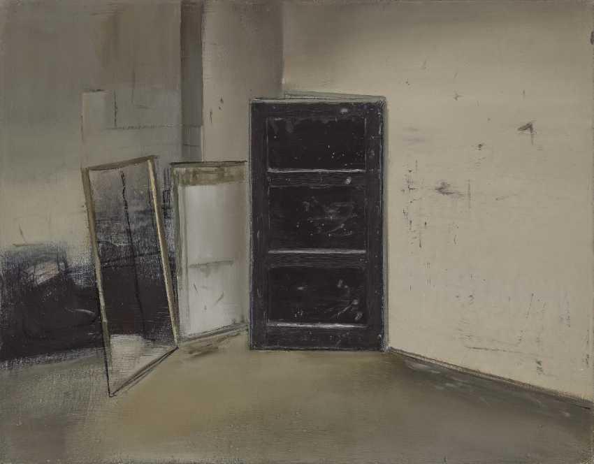Johannes Rochhausen, OT (room with black door). 2006 - photo 1